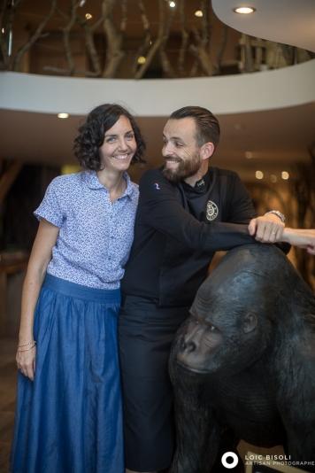 Gerant vegan gorilla